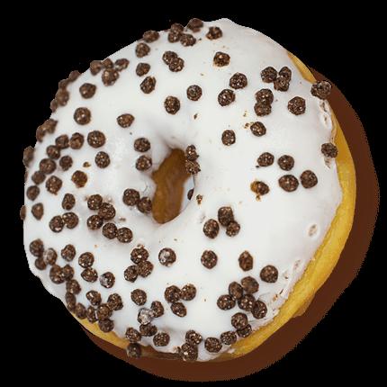 Пончик (білий)