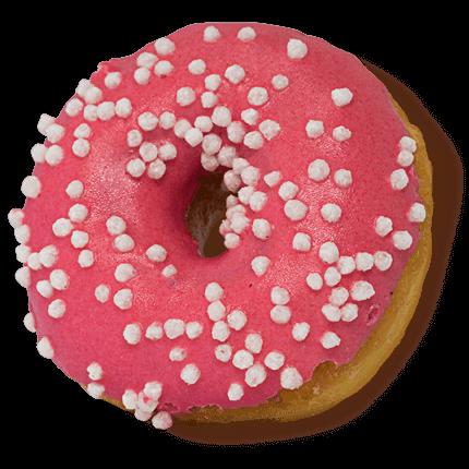 Пончик (рожевий)
